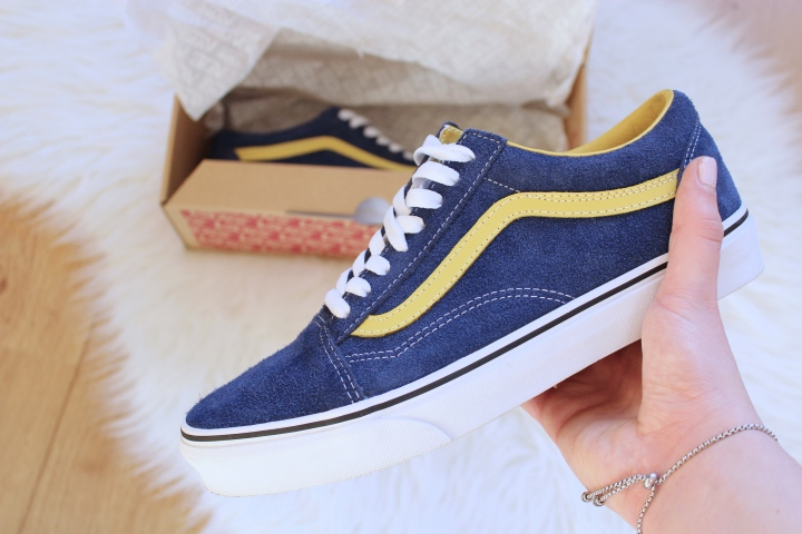 NEW IN | VANS OLD SKOOL
